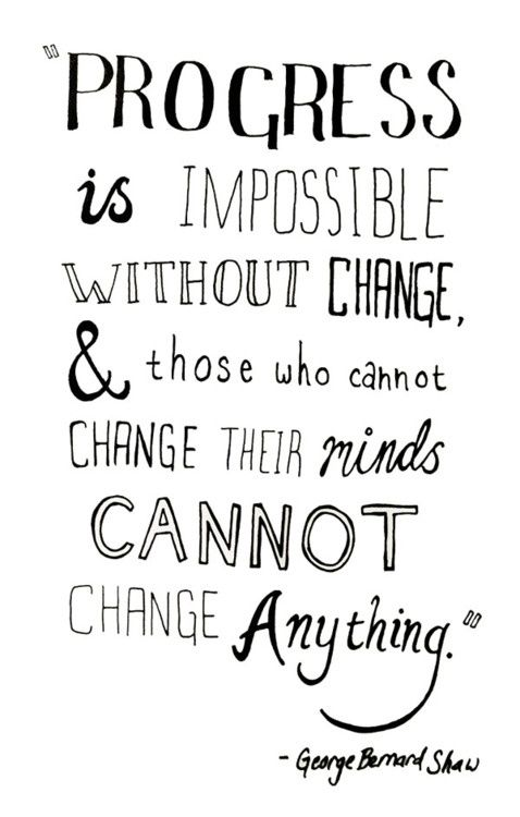 change make it possible