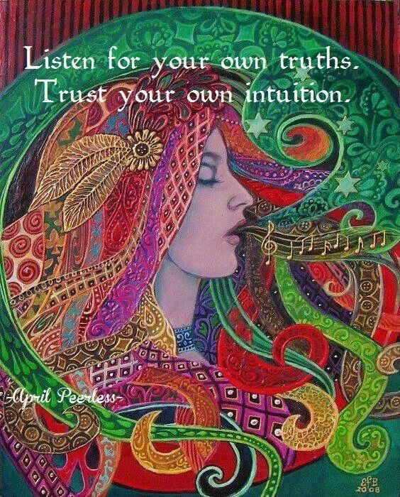 intuition and truth