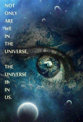 universe in us