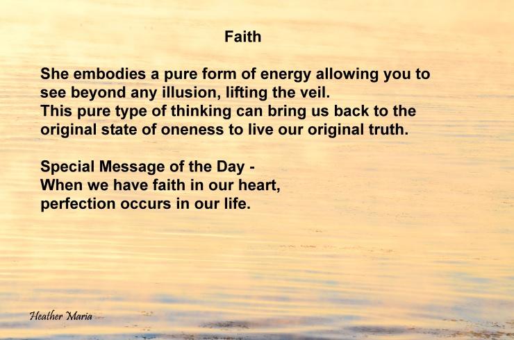Faith (2)