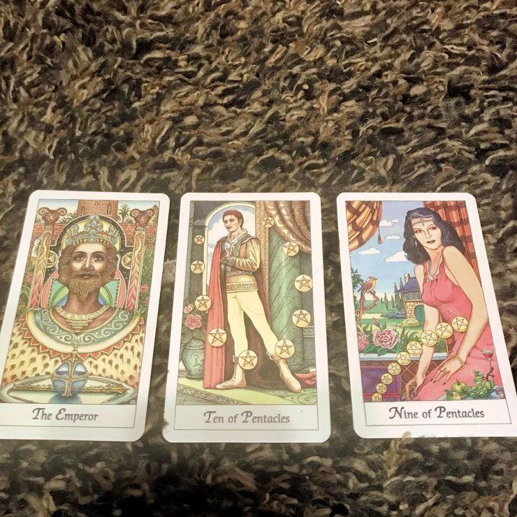 Tarot 8-14-19 2