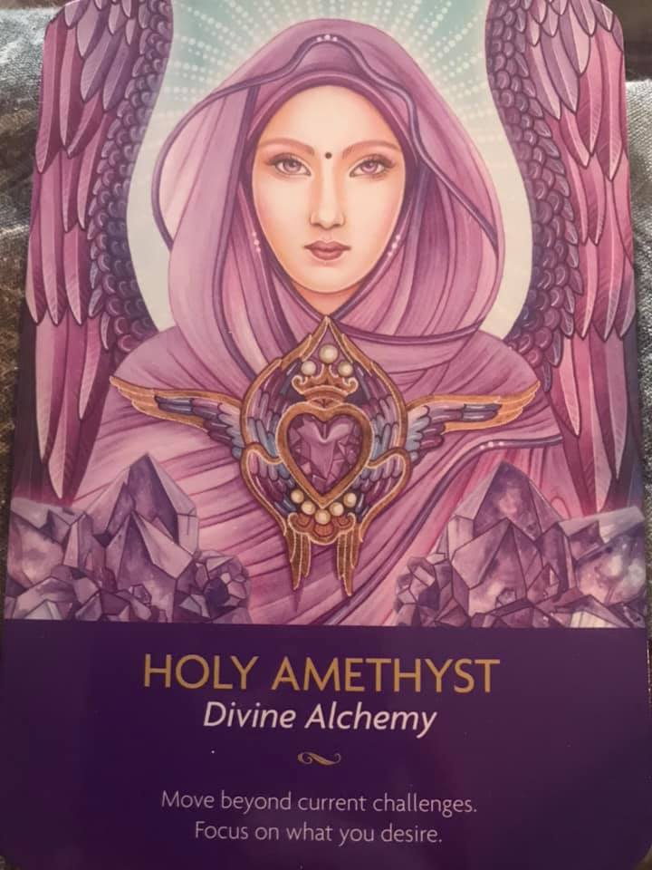 Holy Amethyst 11-19-19