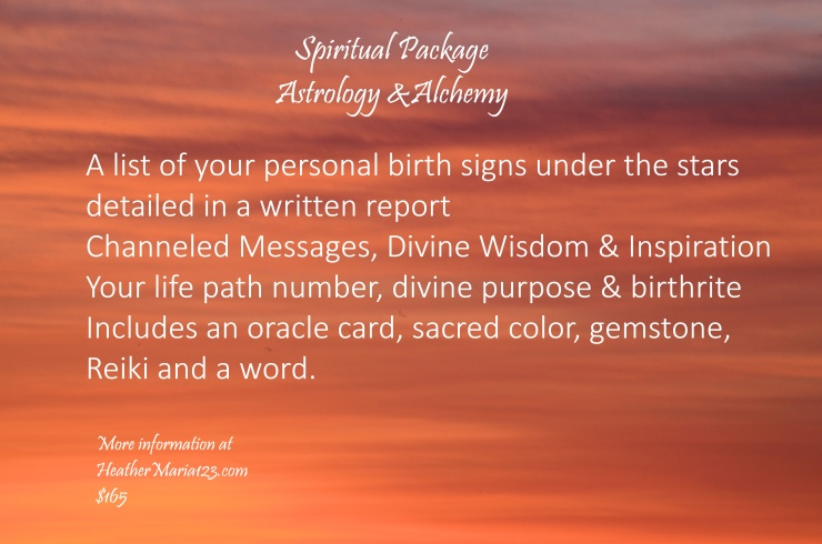 Spiritual Package Divine Purpose
